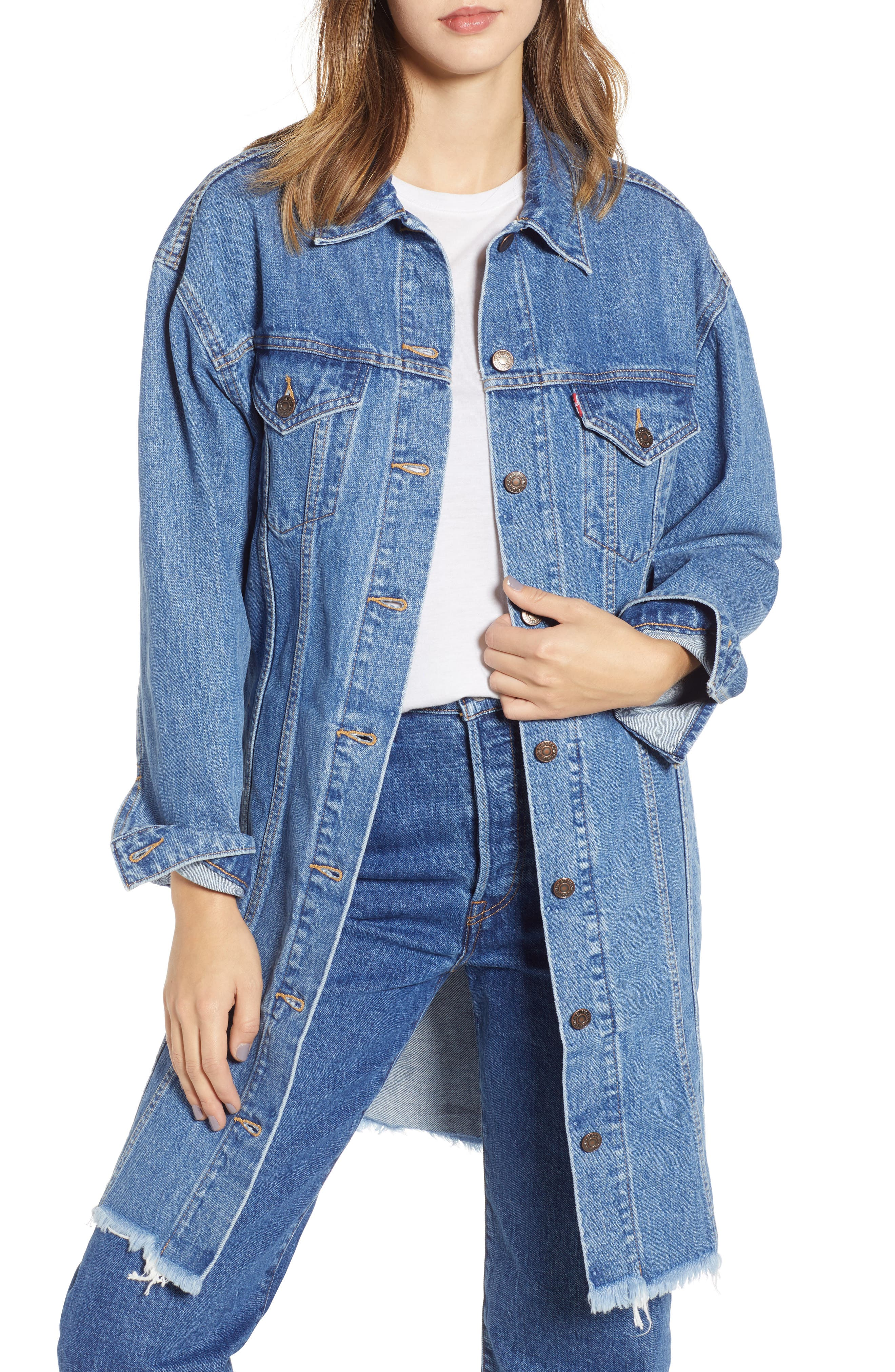 amp; Coats Levi's® Jackets Women's Nordstrom zYXw5x