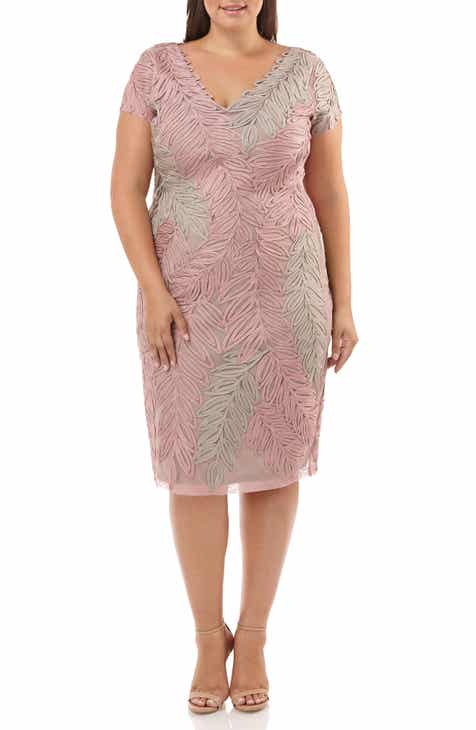 Beige Plus-Size Dresses   Nordstrom