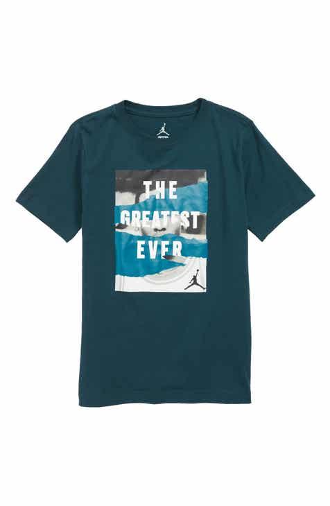 ba38063dea28 Jordan Heritage Graphic T-Shirt (Big Boys)