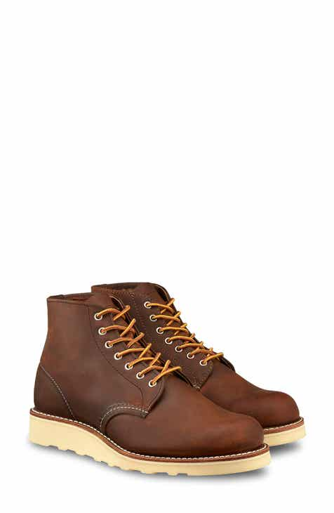 8099bdef682 Red Wing 6-Inch Round Toe Boot (Women)
