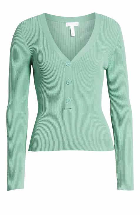 50a74b250b Women s Green Sweaters