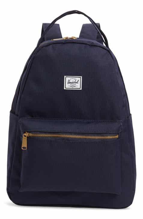 8743a27522 Herschel Little America Backpack Quilted Collection Peacoat. Herschel  Supply Co Nova Mid Volume Backpack. Herschel Backpacks Bags Wallets  Nordstrom