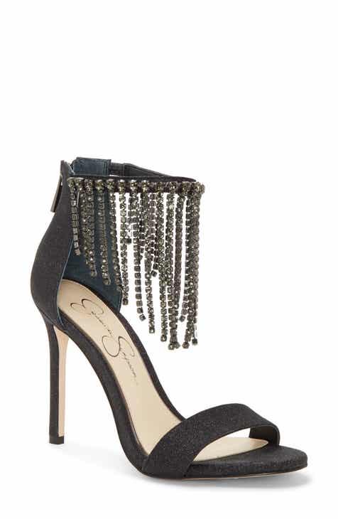 96b7bba4a40a Jessica Simpson Jiena Ankle Wrap Sandals (Women)