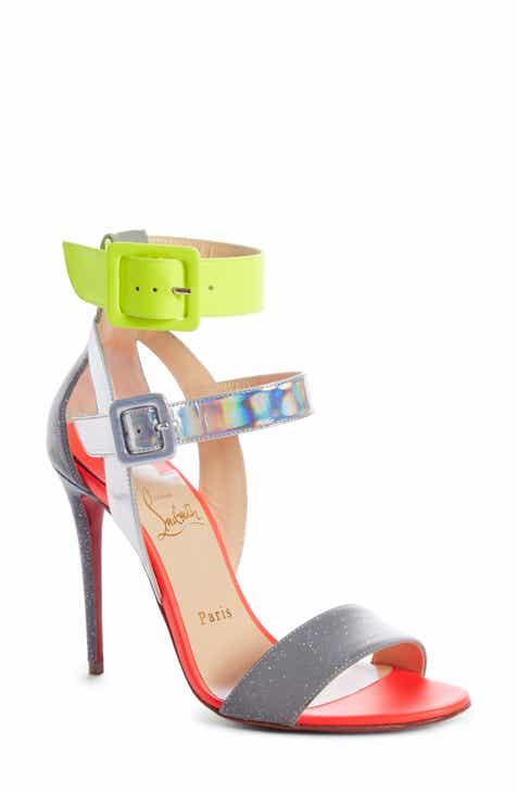 a24900d6c018 Christian Louboutin Multipot Buckle Sandal (Women)