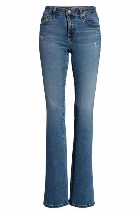 62a573ad02b AG Angel Flare Jeans.  235.00. (5)