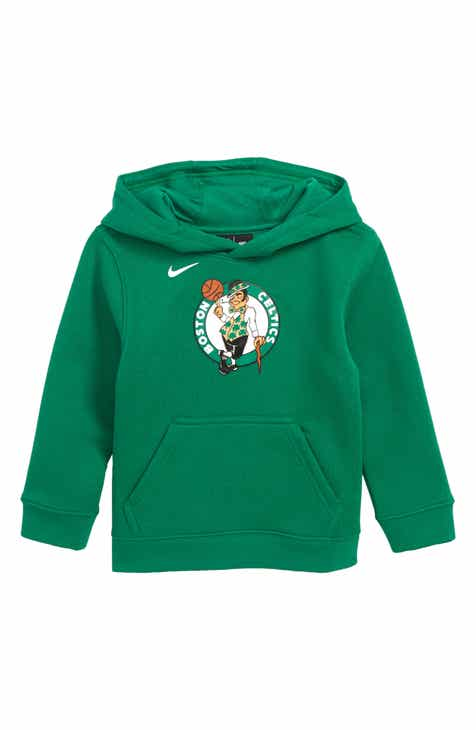 65edc34661c Nike Boston Celtics Hoodie (Toddler Boys)