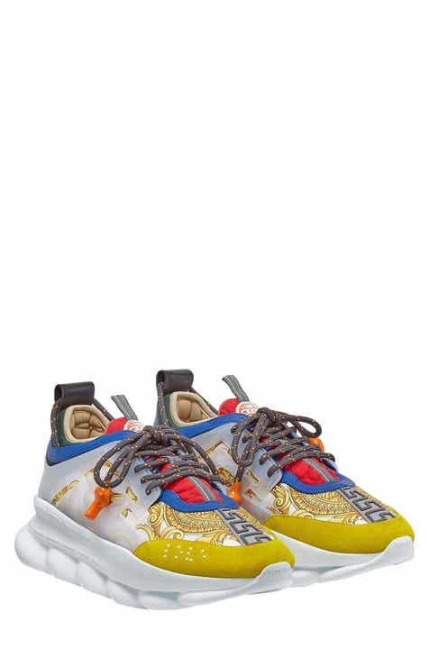 Versace First Line Sports Shoe Sneaker (Men) 3041d48bd874