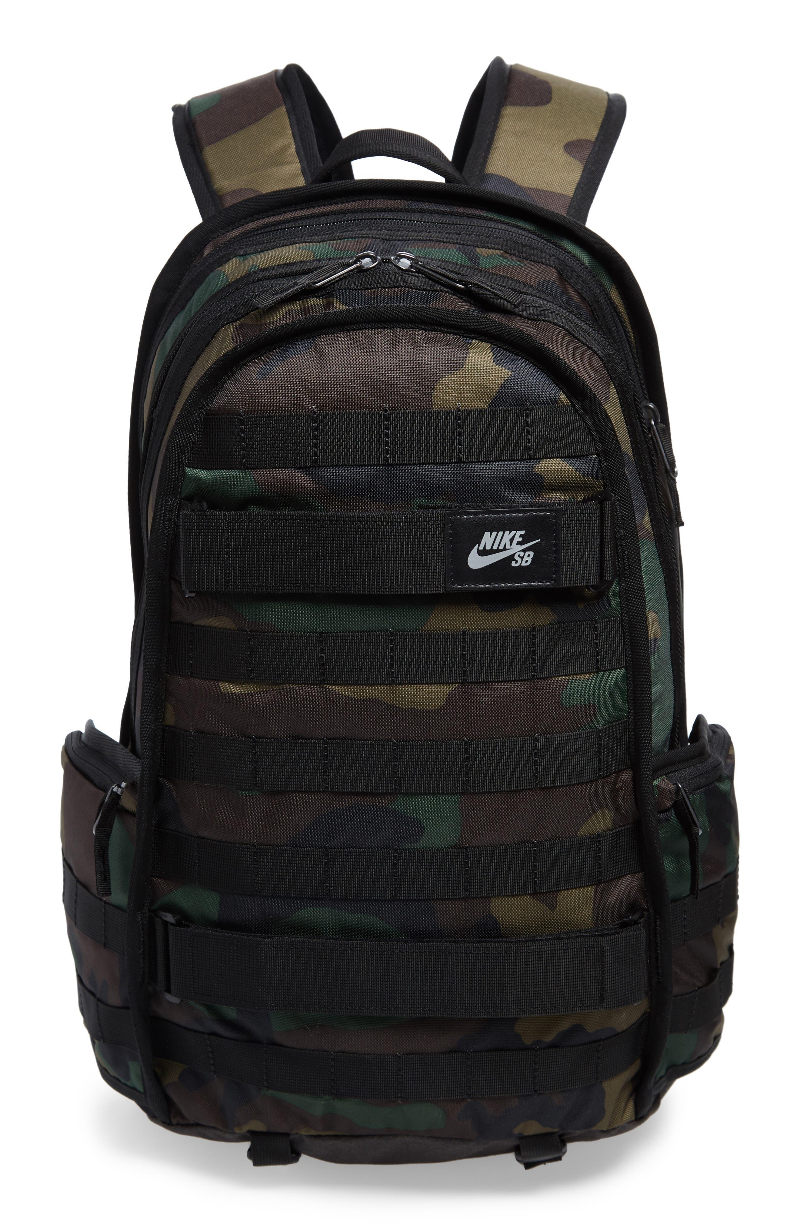 949991192a3 Men s NIKE SB Backpacks  Canvas   Leather   Nordstrom