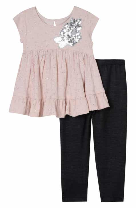 Pastourelle by Pippa & Julie T-Shirt & Leggings Set (Baby)
