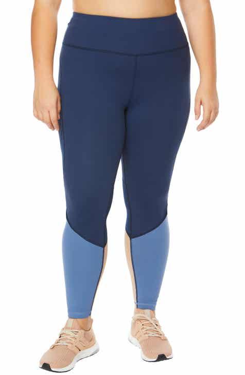 3f091e75c40 SHAPE Activewear Stealth Colorblock Leggings (Plus Size)
