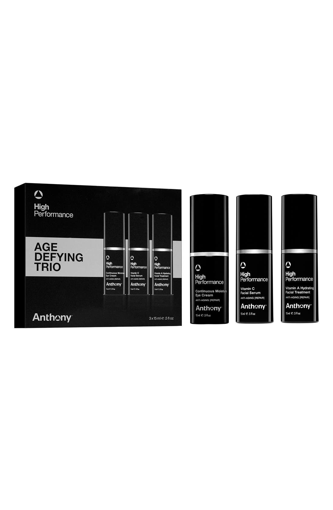 Anthony™ High Performance Age Defying Trio