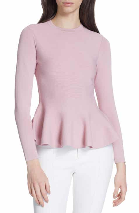 c303dfc4876601 Ted Baker London Hinlia Peplum Sweater