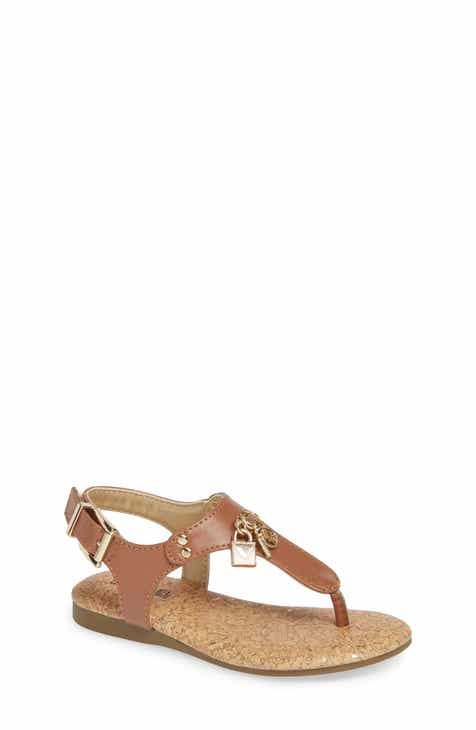 c5f1206ea849 MICHAEL Michael Kors Tilly Cora Charm T-Strap Sandal (Walker