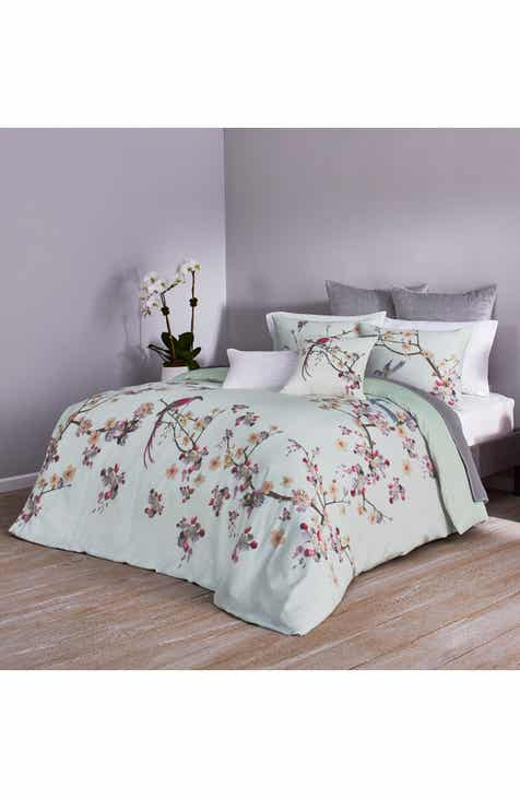 Ted Baker London Cherry Blossom Print Duvet Cover   Sham Set 73a03f2a0