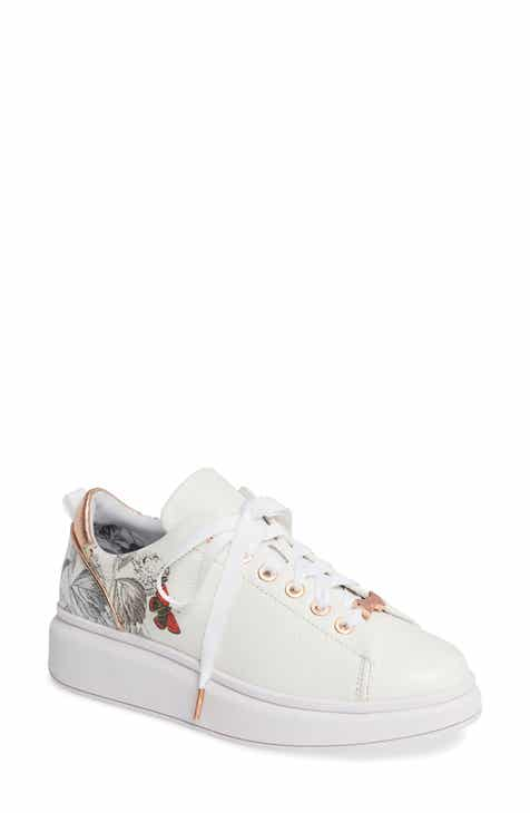 6aea552e361 Ted Baker London Ailbe 3 Platform Sneaker (Women)