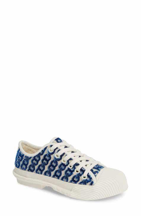 7aab3d874b2e4d Tory Burch Cap Toe Sneaker (Women)