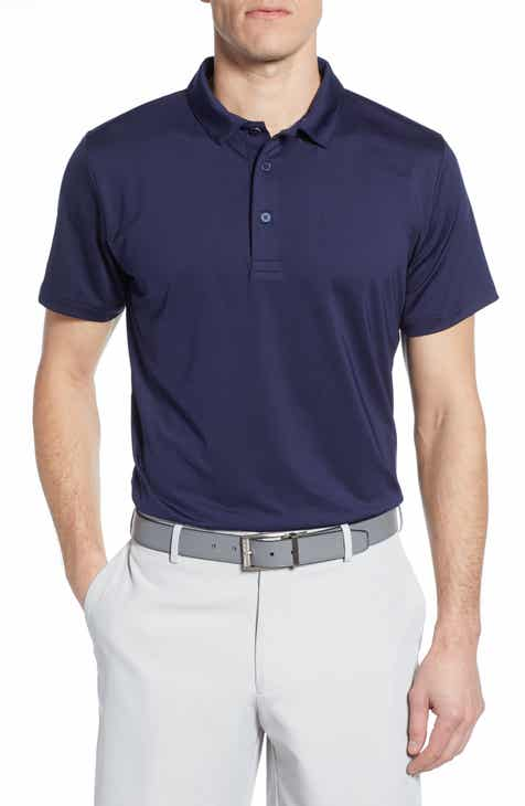 b67f9aace Mizzen+Main Phil Mickelson Performance Golf Polo