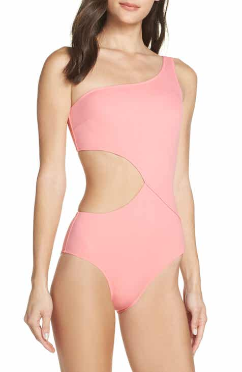 Solid & Striped Claudia One-Piece Swimsuit by SOLID AND STRIPED