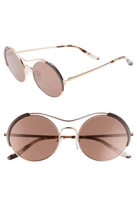 9d00315c14894 Prada 53mm Round Sunglasses