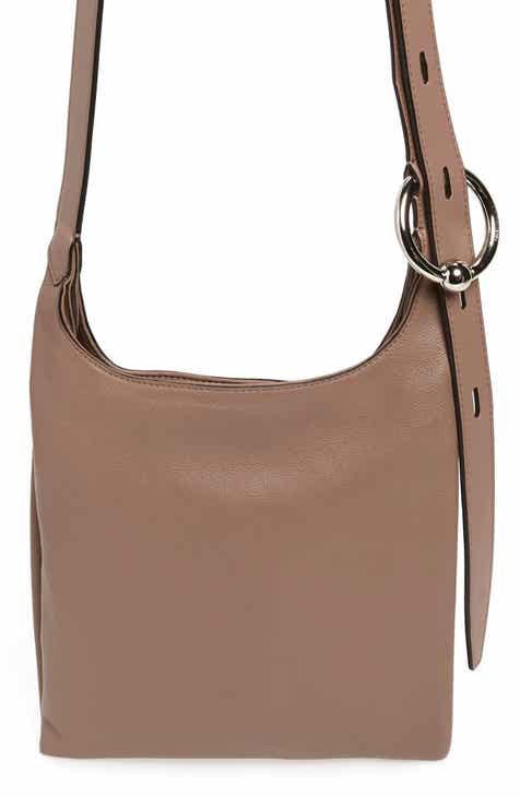 fa3aec82e1fc Rebecca Minkoff Small Karlie Leather Feed Bag