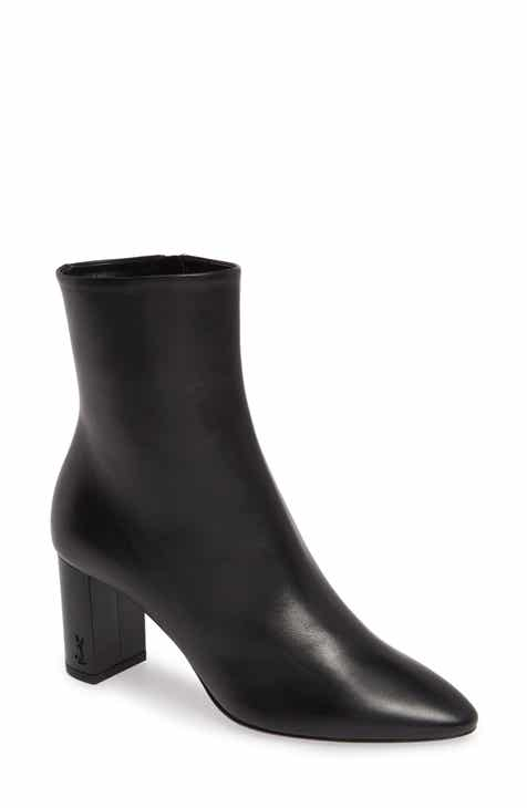 b6628f86dcd71 Saint Laurent Lou Bootie (Women)