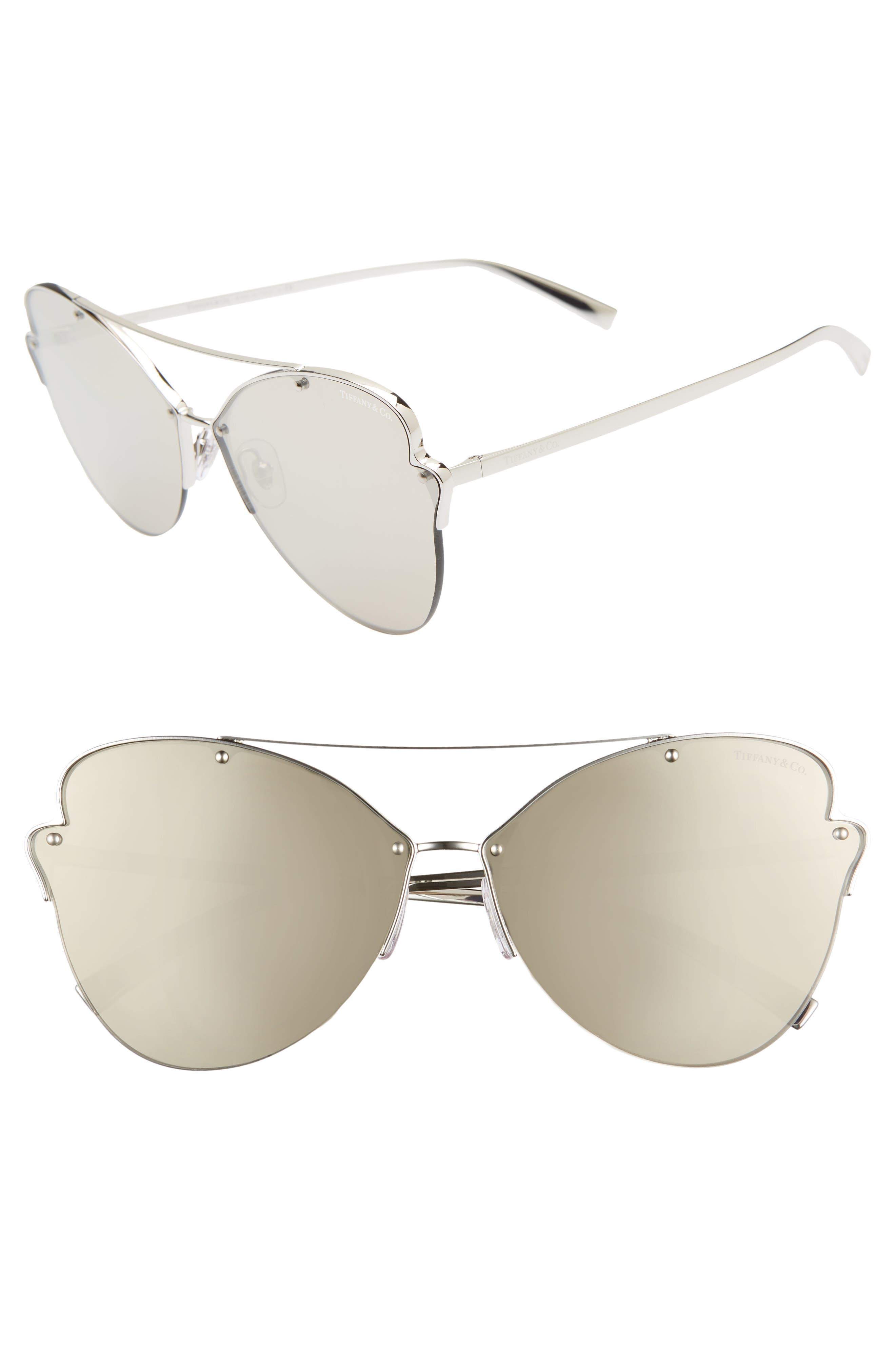 Frfxw8q5 Papel Gafas Gran De Tamaño 64mm Espejo Sol WrdCeoxB