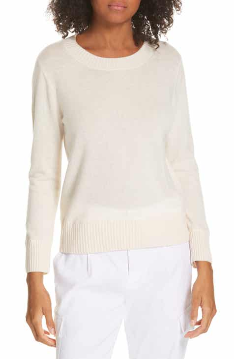 Vince Shrunken Cashmere Sweater by VINCE