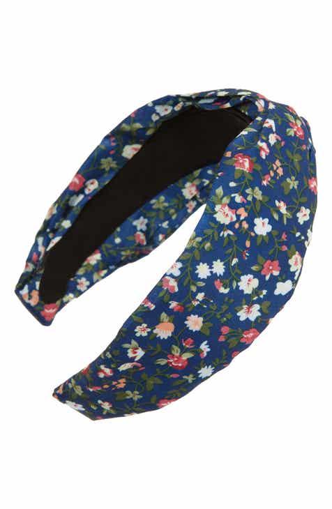 Tasha Wide Floral Headband a5e899bdbd9