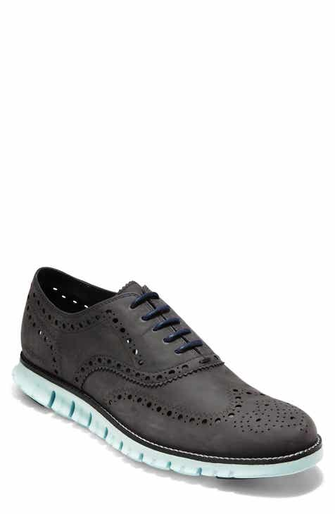 c9b58d74df Cole Haan  ZeroGrand  Wingtip Oxford (Men)