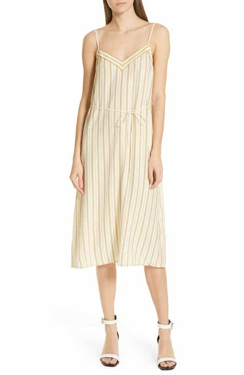 rag & bone Ilona Silk Midi Dress