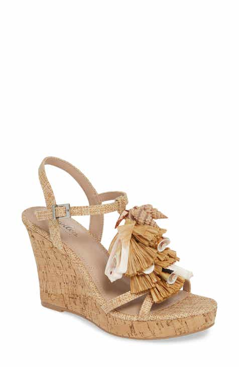 e03a26be930 Charles by Charles David La Jolla Platform Wedge Sandal (Women)