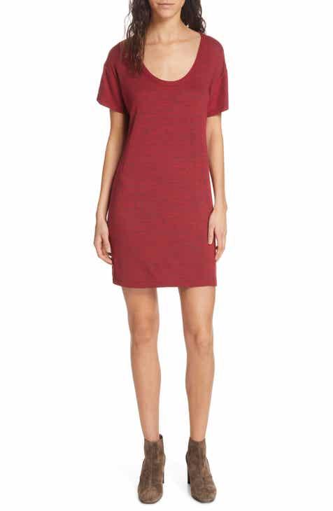 8c3be488cd2 rag   bone Clara Torqued T-Shirt Dress
