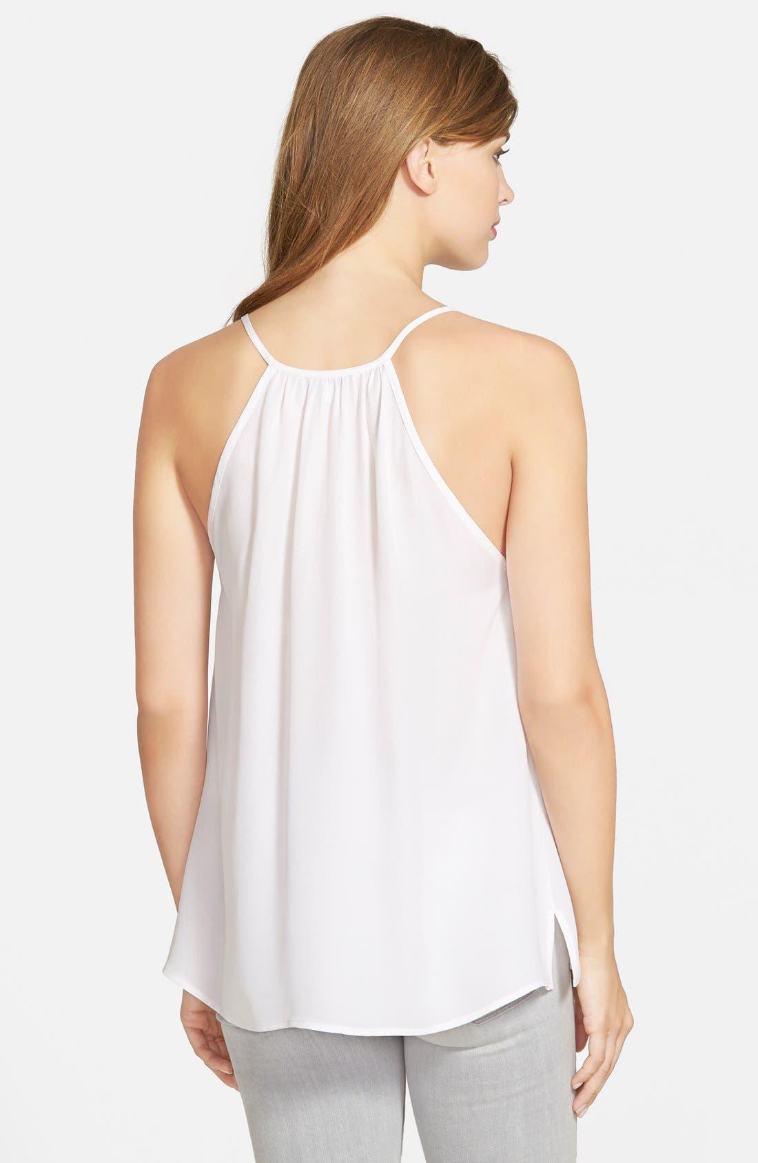 Alternate Image 2  - Rebecca Minkoff 'Lizzy' Sleeveless Silk Top