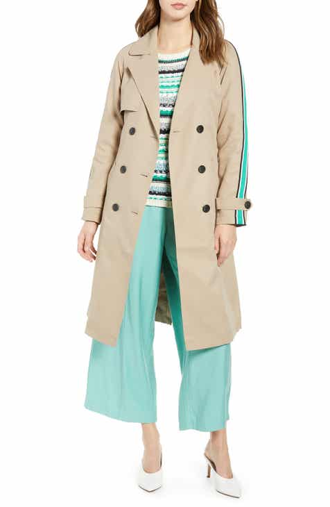 VERO MODA Long Trench Coat by VERO MODA