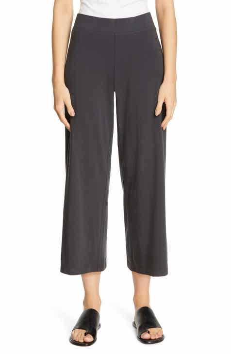 Topshop Marl Peg Trousers by TOPSHOP