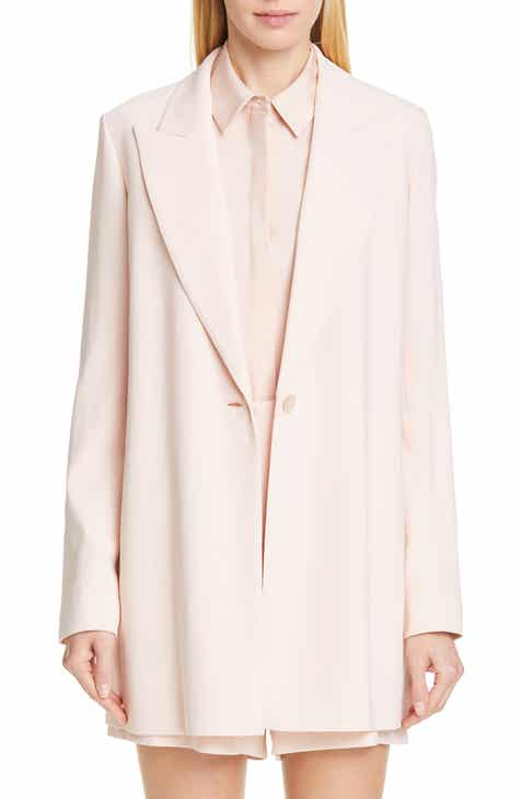 Lafayette 148 New York Kourt One-Button Jacket by LAFAYETTE 148