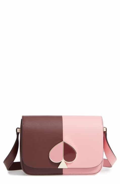 e8da4ecb14 kate spade new york small nicola colorblock leather shoulder bag