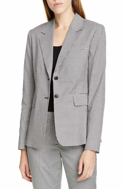 Lewit Check Blazer by LEWIT