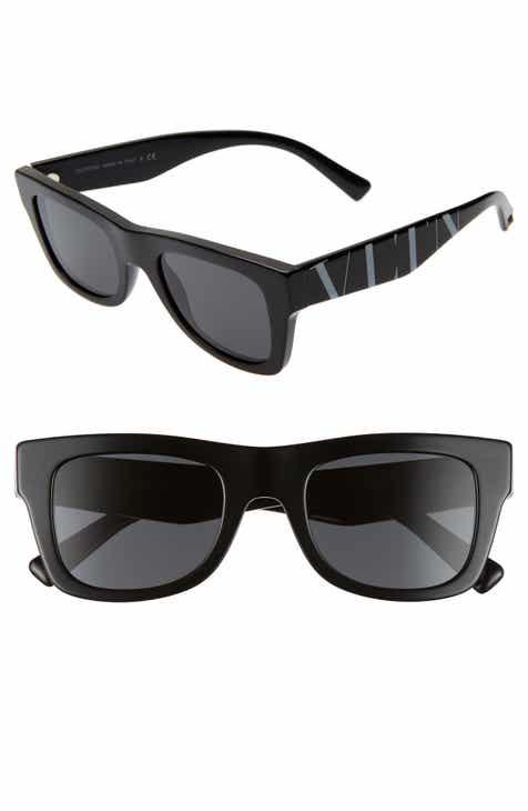 e192588a9a0 Valentino VLTN 50mm Square Sunglasses