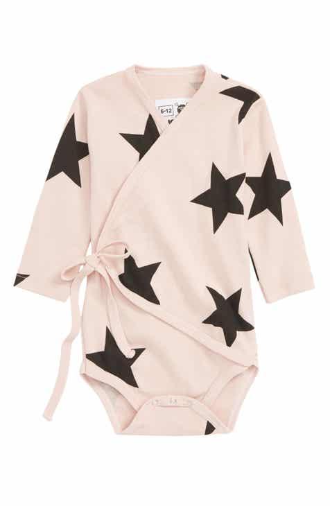Nununu Star Wrap Bodysuit (Baby)