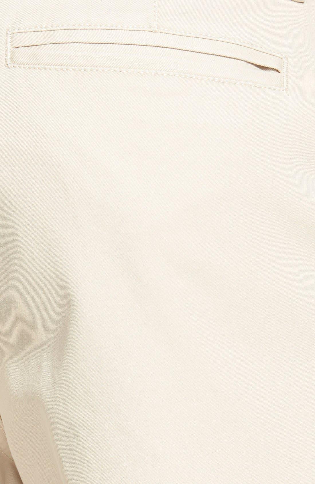 'Beckett' Shorts,                             Alternate thumbnail 4, color,                             Sand