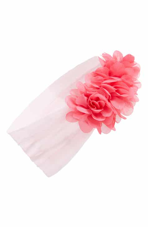 Baby Bling Flower Head Wrap (Baby)