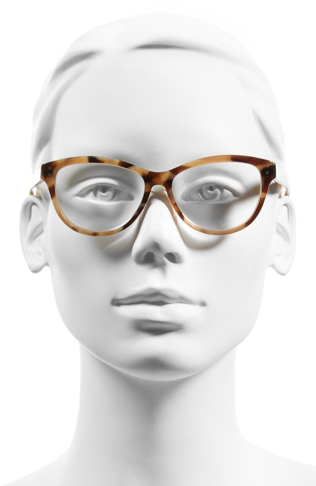 Alternate Image 2  - Corinne McCormack 'Marley' 50mm Reading Glasses