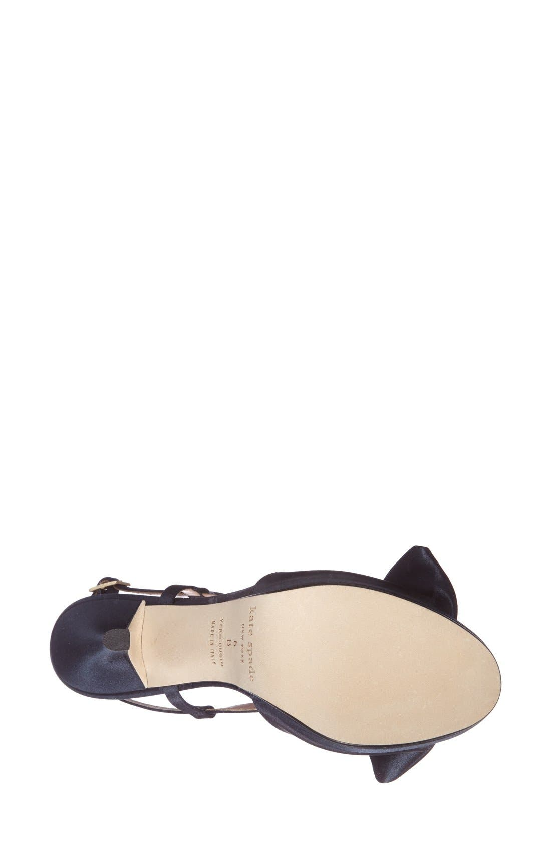 Alternate Image 4  - kate spade new york 'rezza' platform sandal (Women)