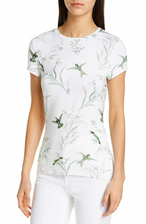 08f3f2bcca2 Ted Baker London Yumelia Fortune Fitted Tee