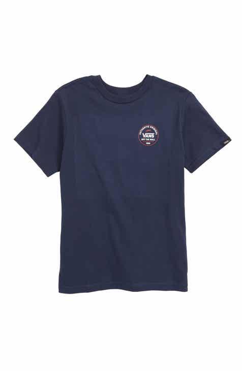 785d3faea3 Vans SVD Graphic T-Shirt (Toddler Boys   Little Boys)