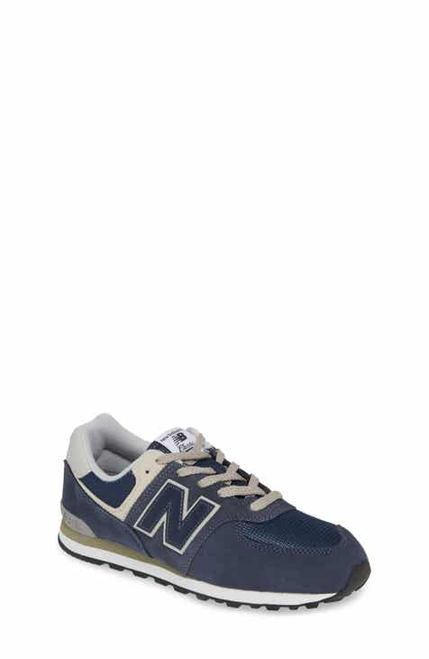 dffa10a8cdfd32 New Balance 574 Serpent Luxe Sneaker (Baby