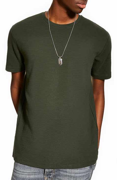 0fa15c15a65 Topman Ottoman Stripe T-Shirt