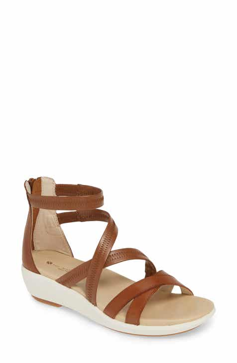 d065bdb50db0 Hush Puppies® Lyricale Wedge Sandal (Women)