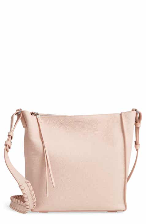ALLSAINTS  Kita  Leather Shoulder Crossbody Bag 195470f9a032f